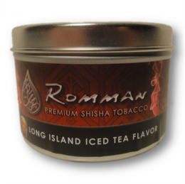 Romman long island iced tea
